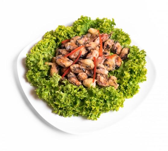 139 М'ясо мідій в клярі