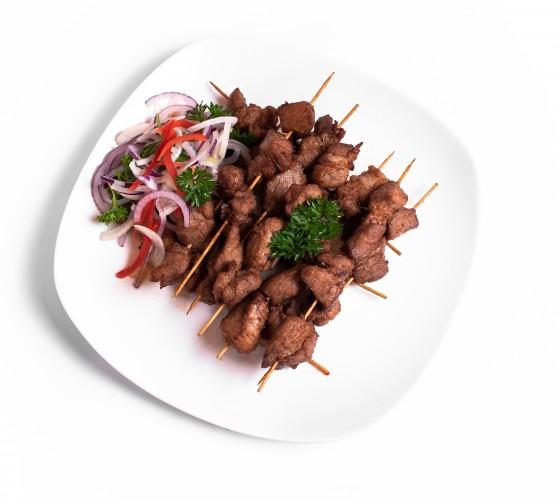 32 Шашлички Жоу Чуань зі свинини