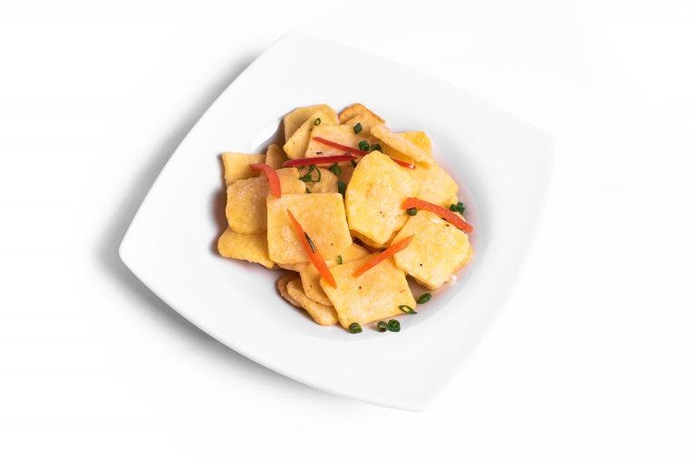 44 Гостра смажена картопля по-Китайськи
