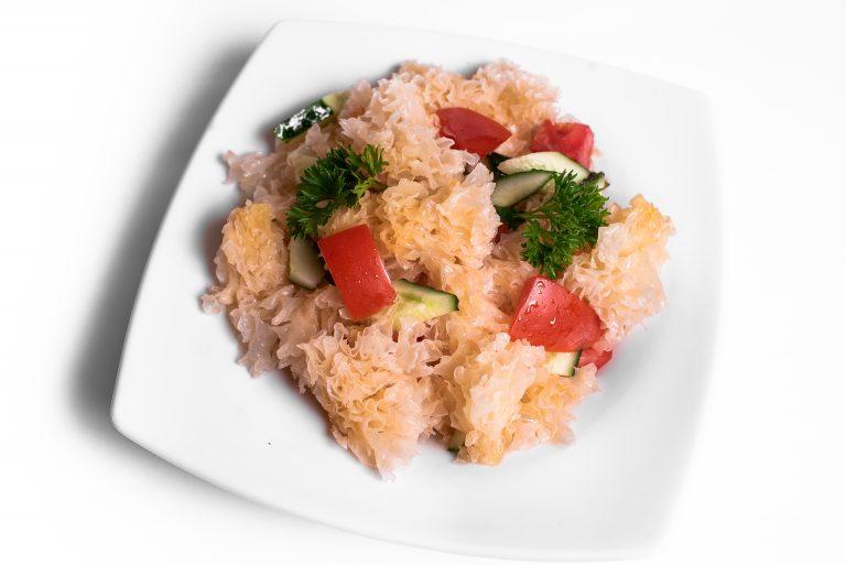73 Салат з білих китайських грибів Іньєр