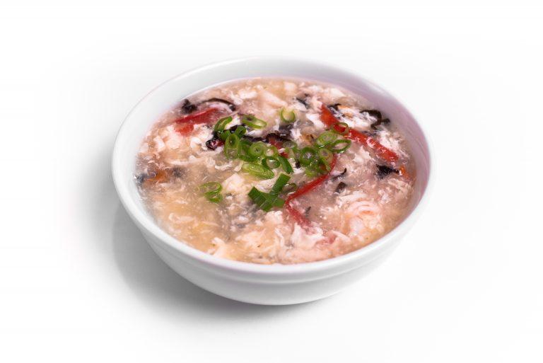 83 Суп з морепродуктами